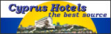 Hotels in the Pafos (Paphos or Pathos) area of Cyprus